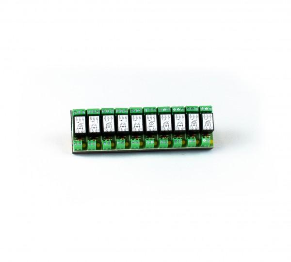 Relaisplatine 10,5 V-14,5 V