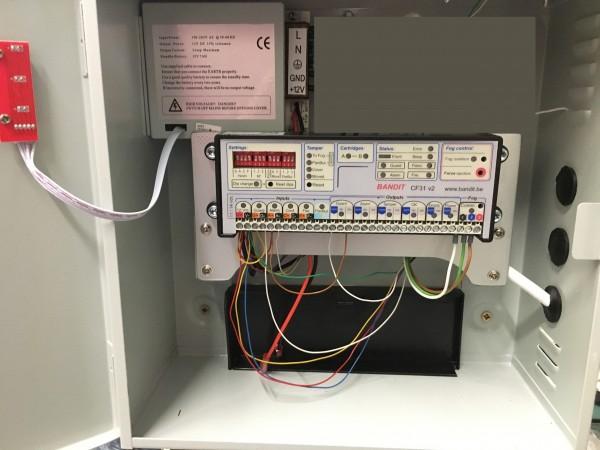 CF31 v2 Controller + NLG 12 DC / 3 A*